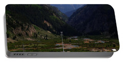 Mountain Village Silverton Colorado Portable Battery Charger