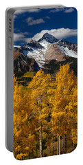 Mountainous Wonders Portable Battery Charger