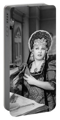 Movie Star Mae West Portable Battery Charger