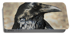 Mr. Raven Portable Battery Charger