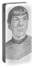 Mr. Spock Portable Battery Charger