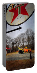 Mr. Towed's Magical Ride Portable Battery Charger by Robert McCubbin