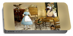 Mrs. Gage's Kitchen Portable Battery Charger by Reynold Jay