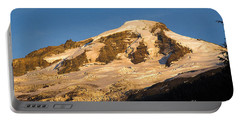 Portable Battery Charger featuring the photograph Mt.baker At Sunset  by Yulia Kazansky