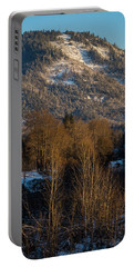 Mt Baldy Near Grants Pass Portable Battery Charger by Mick Anderson