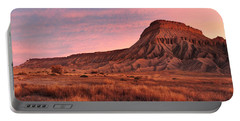 Mt Garfield Sunrise Portable Battery Charger