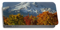 1m5117-mt. Hood In Autumn Portable Battery Charger