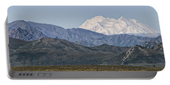 Mt. Mckinley Aka Denali Portable Battery Charger