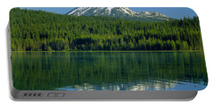 1m5705-h-mt. Mcloughlin From Lake Of The Woods Portable Battery Charger