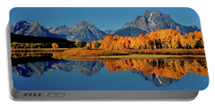Mt. Moran Reflection Portable Battery Charger