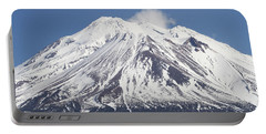 Mt Shasta California Portable Battery Charger