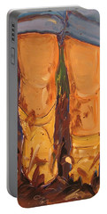 Mud Puddle Fun Portable Battery Charger by Terri Einer