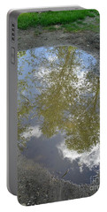 Mudpuddle Reflection Portable Battery Charger