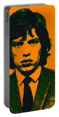 Mugshot Mick Jagger P0 Portable Battery Charger