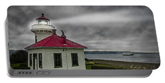 Mukilteo Lighthouse Portable Battery Charger