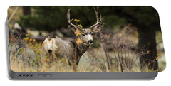 Mule Deer I Portable Battery Charger