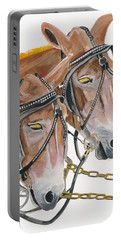 Mules - Two - Beast Of Burden Portable Battery Charger