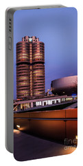 munich - BMW office - vintage Portable Battery Charger