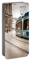 Munich City Traffic Portable Battery Charger