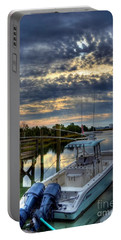 Murrells Inlet Morning 4 Portable Battery Charger