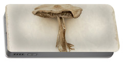 Mushroom Portable Battery Charger by Lucid Mood