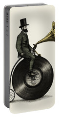 Music Man Portable Battery Charger