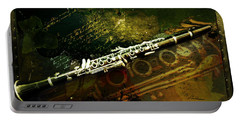 Musical Notes Portable Battery Charger