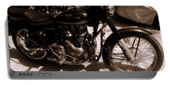 Royal Enfield Bullet 350 Portable Battery Charger