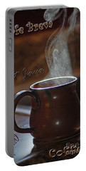 My Favorite Cup Portable Battery Charger by Robert Meanor