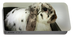 My Friend Bunny Portable Battery Charger