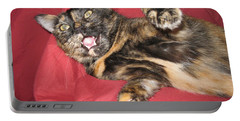 My Funny Cat Portable Battery Charger