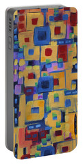 My Jazz N Blues 1 Portable Battery Charger by Holly Carmichael