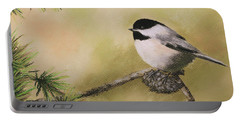My Little Chickadee Portable Battery Charger