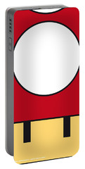 My Mariobros Fig 05a Minimal Poster Portable Battery Charger