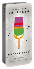 My Muppet Ice Pop - Dr Teeth Portable Battery Charger