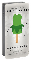 My Muppet Ice Pop - Kermit Portable Battery Charger