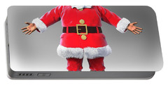 My Name Is Santa Portable Battery Charger