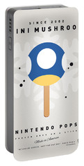 My Nintendo Ice Pop - Mini Mushroom Portable Battery Charger