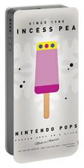 My Nintendo Ice Pop - Princess Peach Portable Battery Charger