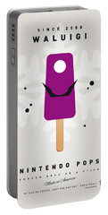 My Nintendo Ice Pop - Waluigi Portable Battery Charger