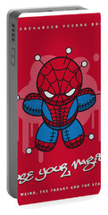 My Supercharged Voodoo Dolls Spiderman Portable Battery Charger