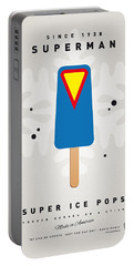 My Superhero Ice Pop - Superman Portable Battery Charger