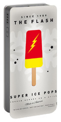 My Superhero Ice Pop - The Flash Portable Battery Charger