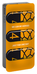 My Superhero Pills - The Thing Portable Battery Charger