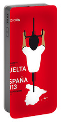 My Vuelta A Espana Minimal Poster - 2013 Portable Battery Charger