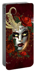 Mysteries Of The Mask 2 Portable Battery Charger