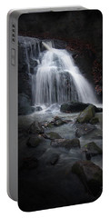 Mysterious Waterfall Portable Battery Charger
