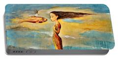 Mystic Mermaid IIi Portable Battery Charger
