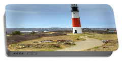Nantucket's Sankaty Head Light Portable Battery Charger