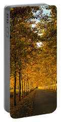 Napa Valley Fall Portable Battery Charger